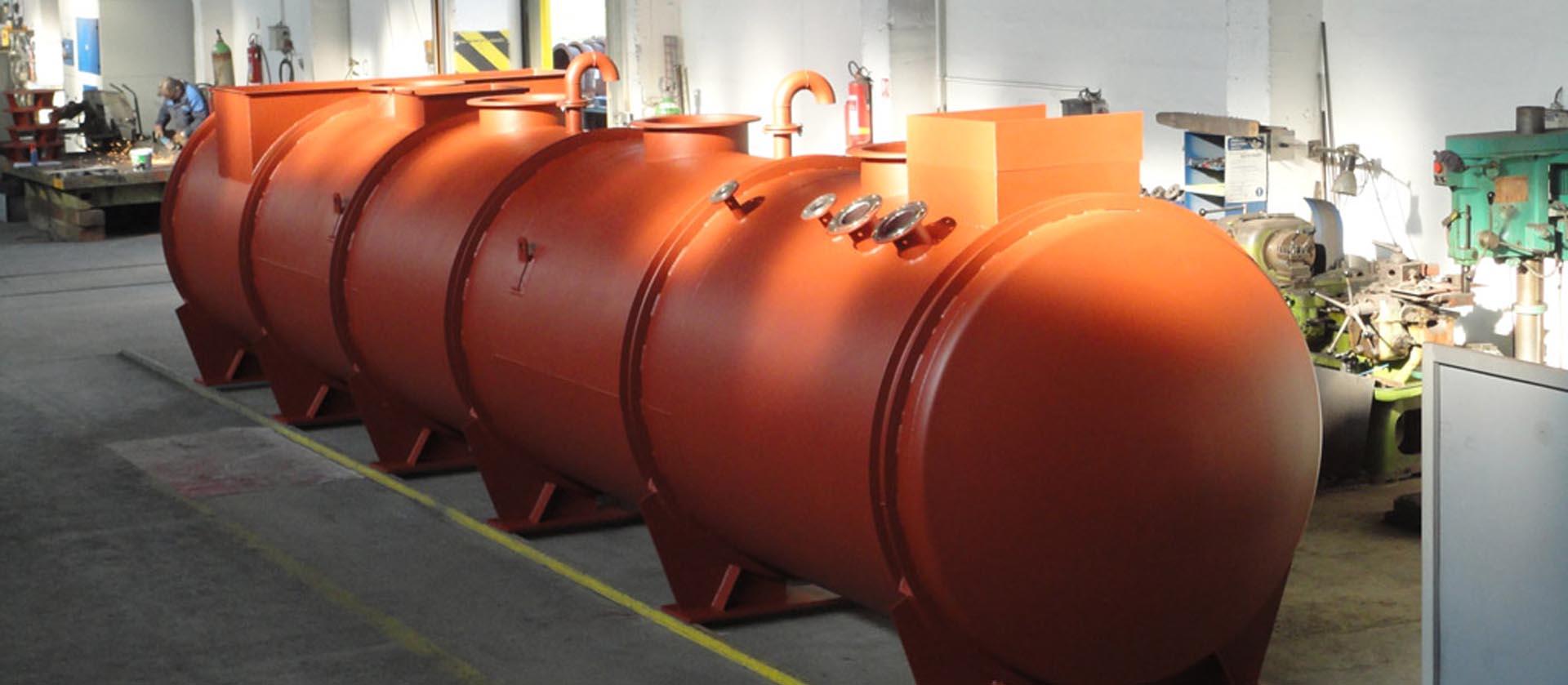 Stroje pro potravinářský a chemický průmysl